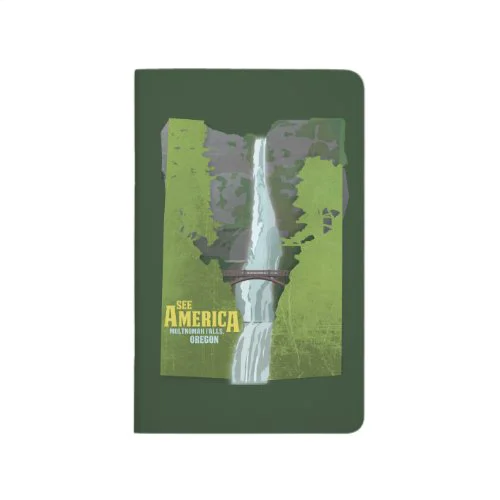 Multnomah Falls, Lewis & Clark Trail Journal