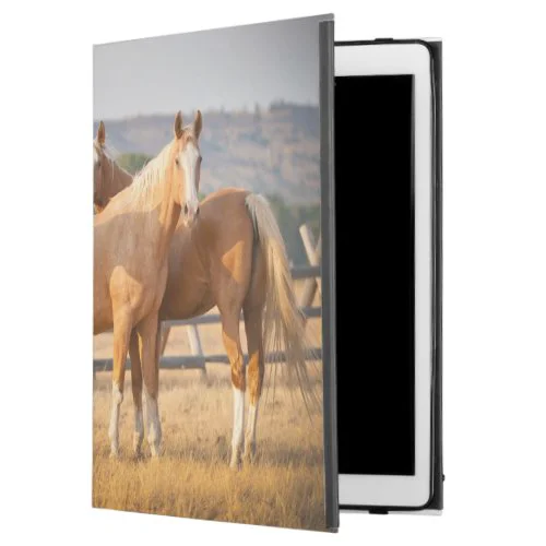 "Three Palomino Ponies iPad Pro 12.9"" Case"