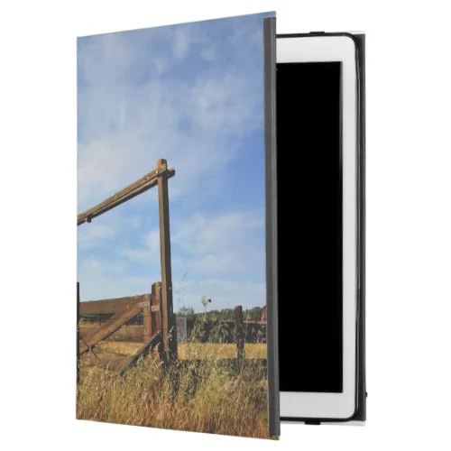 "Fences in Field iPad Pro 12.9"" Case"