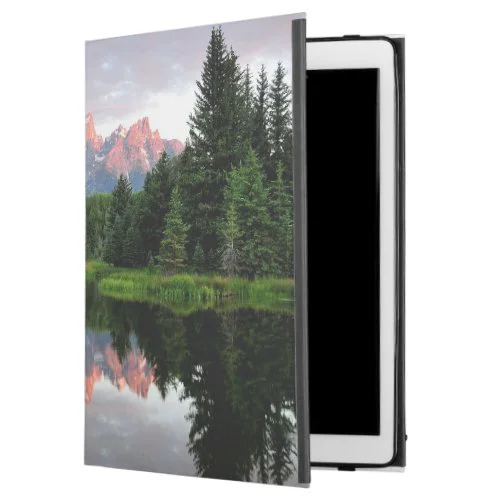 "Grand Teton Reflections Over the Beaver Pond iPad Pro 12.9"" Case"
