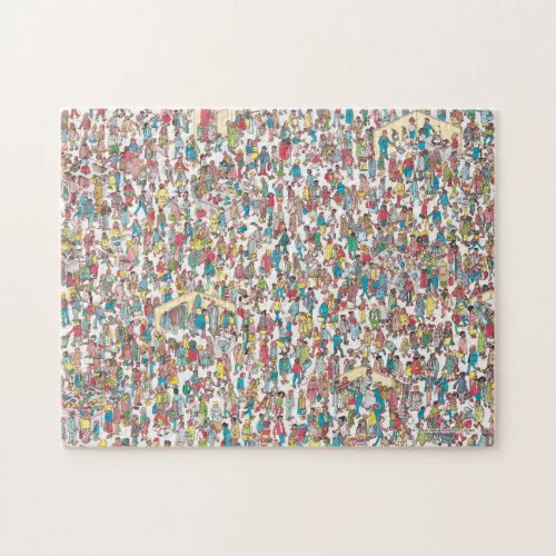 Where's Waldo | Department Store Jigsaw Puzzle