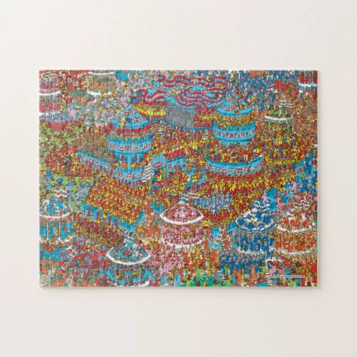 Where's Waldo | Battle of the Bands Jigsaw Puzzle