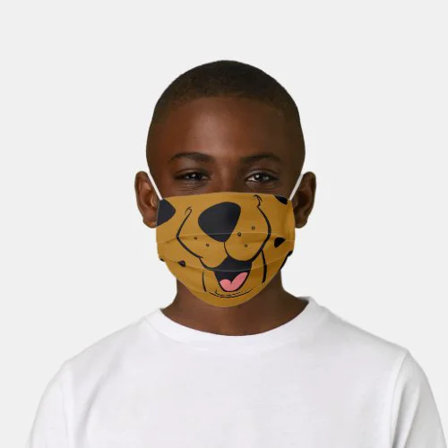 Scooby-Doo Face Kids' Cloth Face Mask