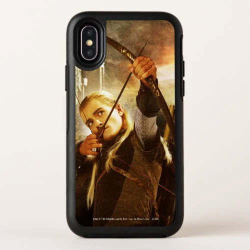 LEGOLAS GREENLEAF™ in Action OtterBox Symmetry iPhone X Case