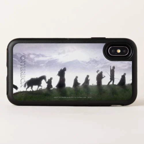 The Fellowship of the Ring OtterBox Symmetry iPhone X Case