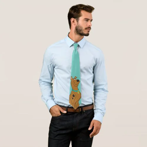 Scooby-Doo Cuter Than Cute Neck Tie