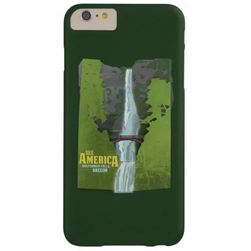 Multnomah Falls, Lewis & Clark Trail Barely There iPhone 6 Plus Case