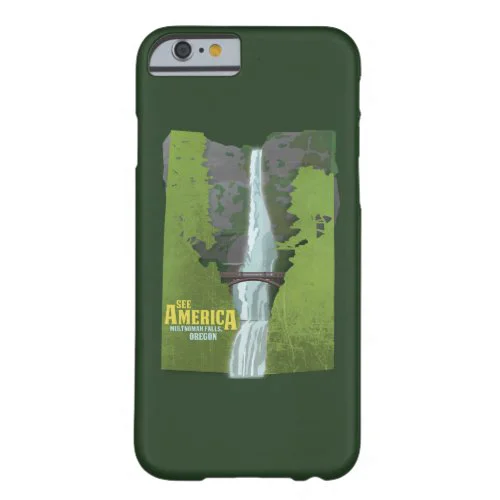Multnomah Falls, Lewis & Clark Trail Barely There iPhone 6 Case