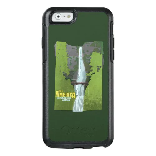 Multnomah Falls, Lewis & Clark Trail OtterBox iPhone 6/6s Case