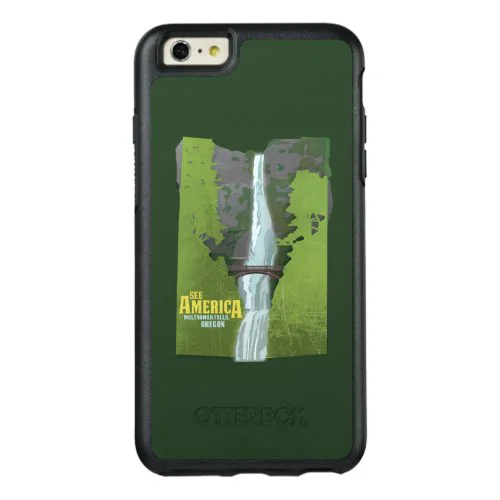 Multnomah Falls, Lewis & Clark Trail OtterBox iPhone 6/6s Plus Case