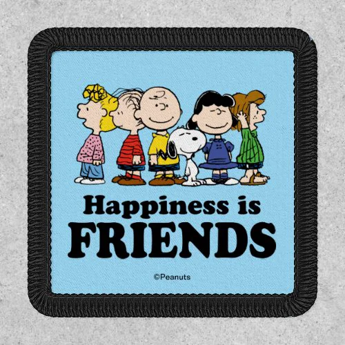 Peanuts | The Peanuts Gang Together Patch