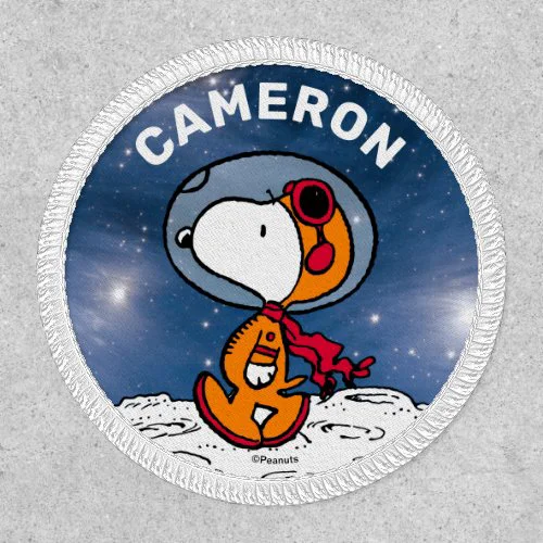 SPACE | Snoopy Astronaut Patch