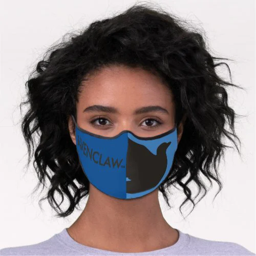 Harry Potter | Ravenclaw House Pride Graphic Premium Face Mask