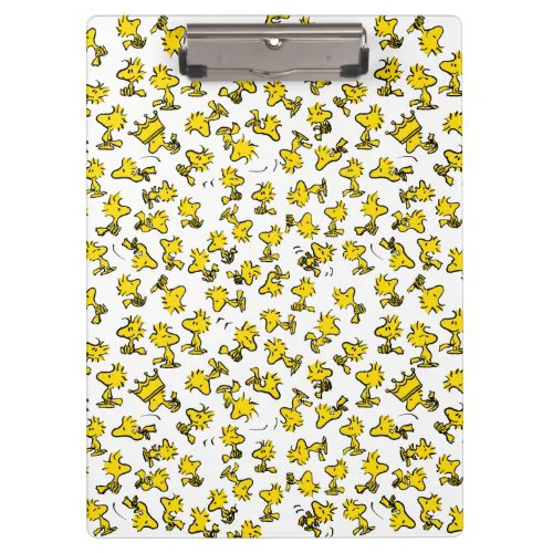Woodstock Pattern Clipboard