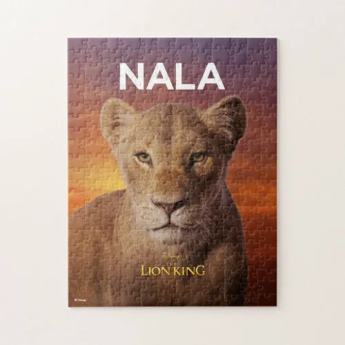 Lion King | Nala Jigsaw Puzzle