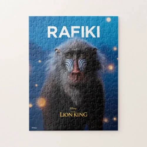 Lion King | Rafiki Jigsaw Puzzle