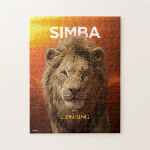 Lion King | Simba Jigsaw Puzzle