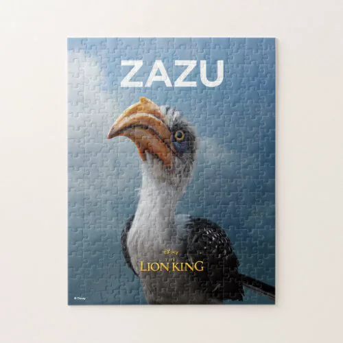 Lion King | Zazu Jigsaw Puzzle