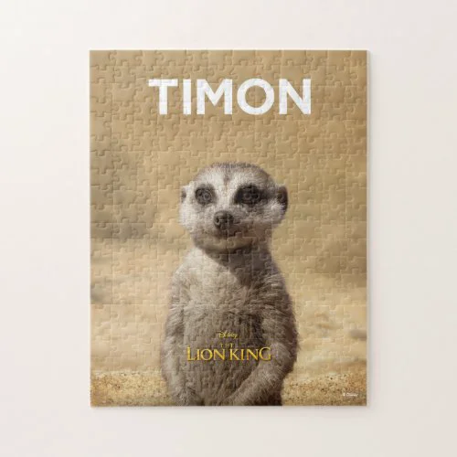 Lion King | Timon Jigsaw Puzzle