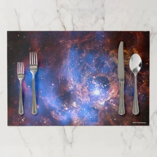 NGC 604 PAPER PLACEMAT